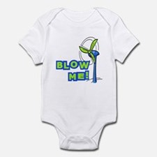 Blow Me Wind Power Infant Bodysuit