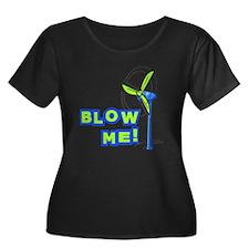 Blow Me Wind Power T