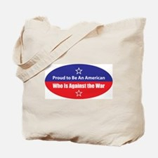 Against the War Tote Bag