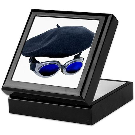 Invisible Man Keepsake Box