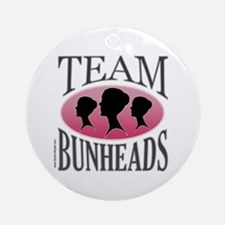 Team Bunheads Ornament (Round)