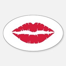 Kiss Decal