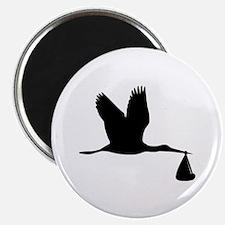 Stork - Baby Magnet