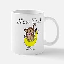 New Dad of Twins Mug
