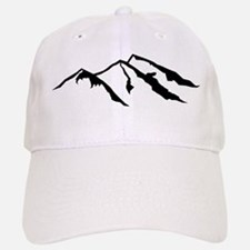 Mountains Baseball Baseball Cap