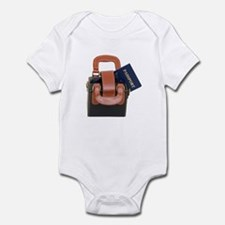 Ready to travel Infant Bodysuit