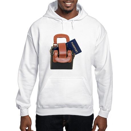 Ready to travel Hooded Sweatshirt