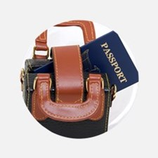 """Ready to travel 3.5"""" Button (100 pack)"""