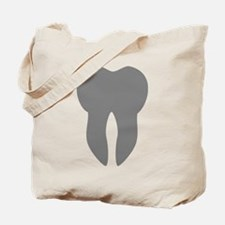 Tooth Tote Bag