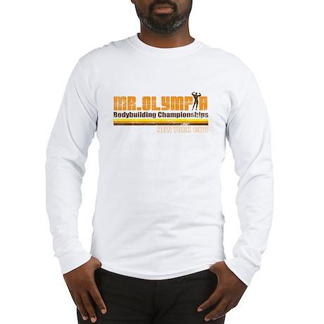 Mr Olympia Long Sleeve T-Shirt