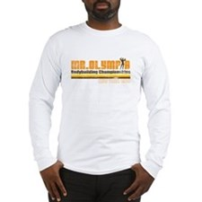 Mr Olympia Long Sleeve T-Shirt
