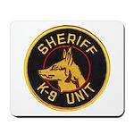 Sheriff K9 Unit Mousepad