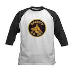 Sheriff K9 Unit Kids Baseball Jersey