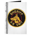 Sheriff K9 Unit Journal