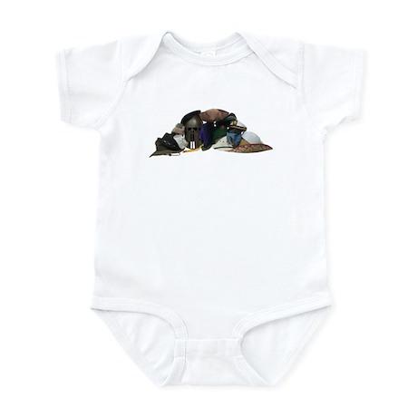 Life of Many Hats Infant Bodysuit