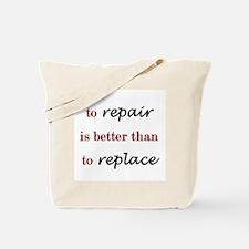 Repair Tote Bag