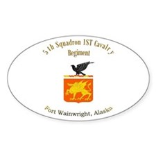 5th Squadron 1st Cav Decal