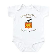 5th Squadron 1st Cav Infant Bodysuit