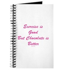 Exercise Funny Journal