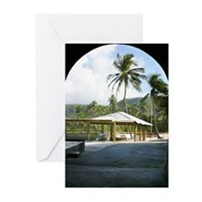 """""""El Tunel"""" Puerto Rico Greeting Cards (Package of"""