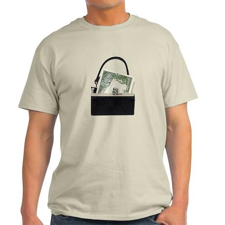 Purse With Big Bucks Light T-Shirt