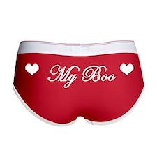My Boo Women's Boy Brief