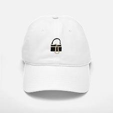 Purse with Pearls Baseball Baseball Cap