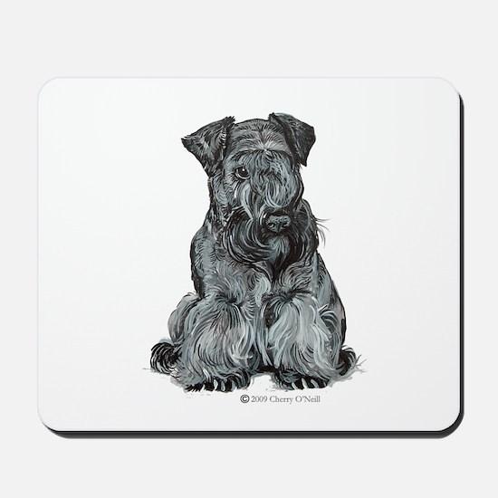 Cesky Terrier Mousepad