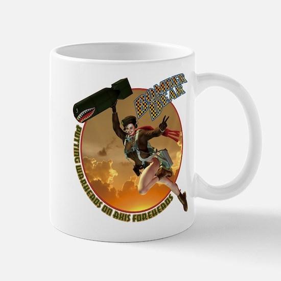 Bomber Dear Mug