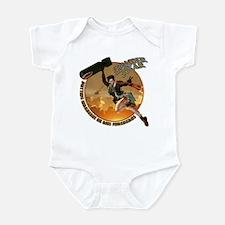 Bomber Dear Infant Bodysuit