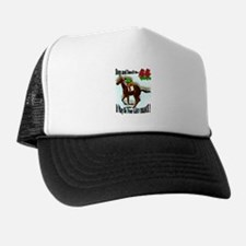 jockey cat Trucker Hat