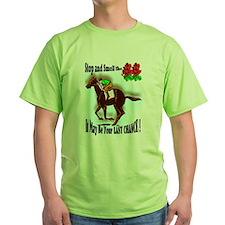 jockey cat T-Shirt