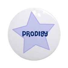 Prodigy Ornament (Round)