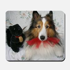 Be my valentine Mousepad