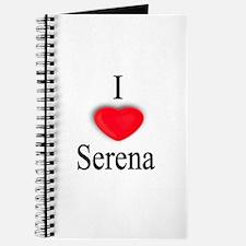 Serena Journal