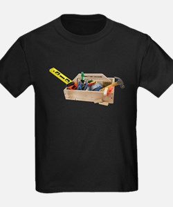Wooden Toolbox T