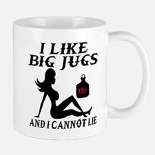 I Like Big Jugs & I Cannot Lie Mug