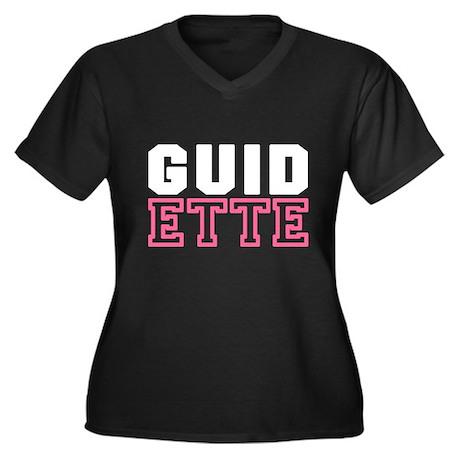 guidette Plus Size T-Shirt