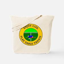 Enjoy Life Play Table Tennis Tote Bag