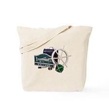Welcome Nautical Tote Bag