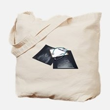 X-Ray Medical Research Tote Bag