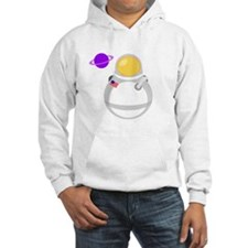 Fun Kids Astronaut Hoodie