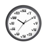 Root Wall Clocks