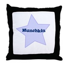Munchkin Throw Pillow
