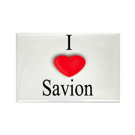 Savion Rectangle Magnet (100 pack)