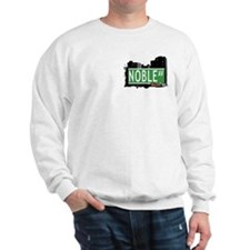 Noble Av, Bronx, NYC Sweatshirt