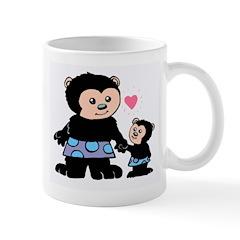 Big & Little Mug