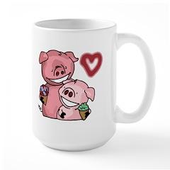 Pig & Piglet Mug