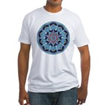 Mandala Fitted T-Shirt