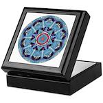 Mandala Keepsake Box